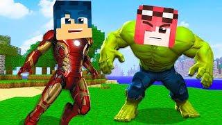 Minecraft ITA - SIAMO DIVENTATI DEI SUPEREROI!!