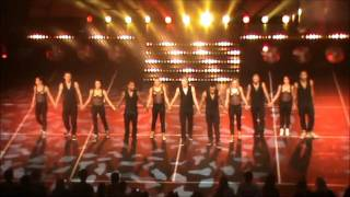 SYTYCD theater tour - Alle dansers (Dynamite)