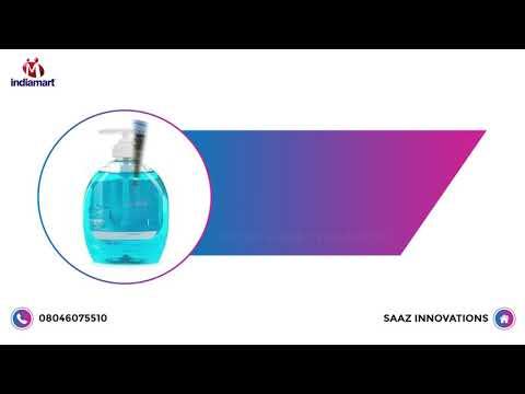 250 ml Saaz Excel Liquid Hand Wash