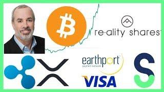 "Wall Street Legend Says Bitcoin ETF ""VIRTUALLY CERTAIN"" - Reality Shares BTC ETF - Ripple SendFriend"