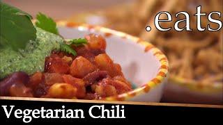 Professional Chefs Best Vegetarian Chili Recipe!