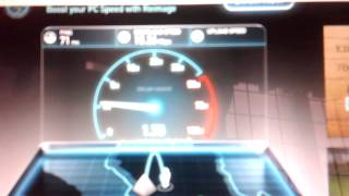 preview picture of video 'Yes 4G speed test @ Kota Bharu'