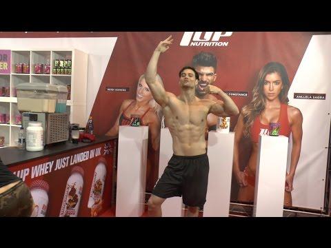 Zestaw ćwiczeń dla grup mięśniowych