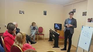 Музыкальная школа для взрослых Екатерины Заборонок  Что такое Вокальный ансамбль  720p