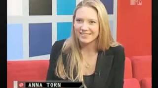 Anna Torv - MTV Interview Part 2
