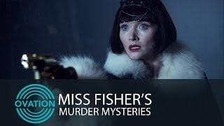 Essie Davis on Playing Miss Fisher