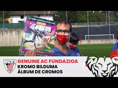 Genuine AC Fundazioa I Álbum de cromos