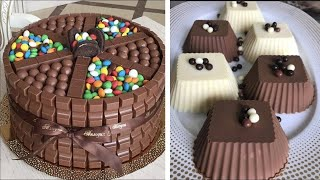 My Favorite Chocolate Cake Videos | How To Make Chocolate Cake Decorating Compilation