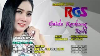 Lirik Lagu dan Chord Gitar Gatele Kembang Rawe - Nella Kharisma, Tego Mentolo Kowe Medoh Tali Roso