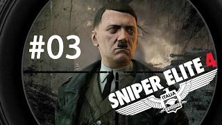 Sniper Elite 4 #03 - Yeah! GENAU SO muss Hitler sterben!  (coop, let's play together)