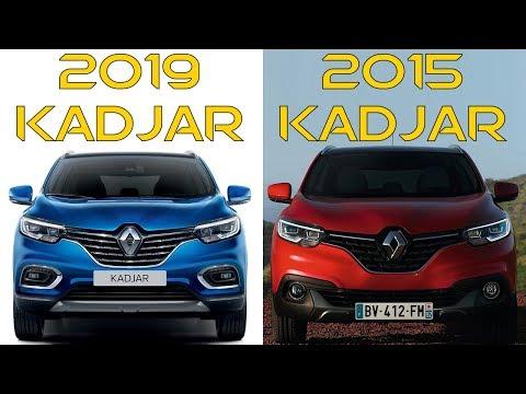 Renault  Kadjar Кроссовер класса J - тест-драйв 5