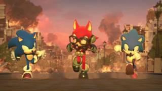 videó Sonic Forces