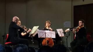 Quartetto Accardo - Torino 2017