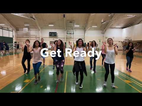 Get Ready by Pitbull feat. Blake Shelton Zumba choreo by ZIN Surabhi