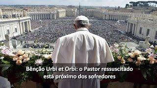 Semana Santa 2017 com o Papa Francisco