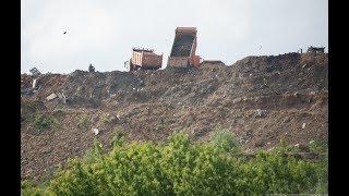На месте свалки в Балашихе, закрытой по требованию президента,   появится горнолыжный спуск