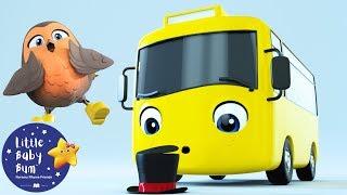 Buster The Builder Song | +More Nursery Rhymes & Kids Songs | Baby Songs | Little Baby Bum