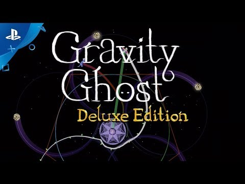 Gravity Ghost - Launch Day Trailer | PS4 thumbnail