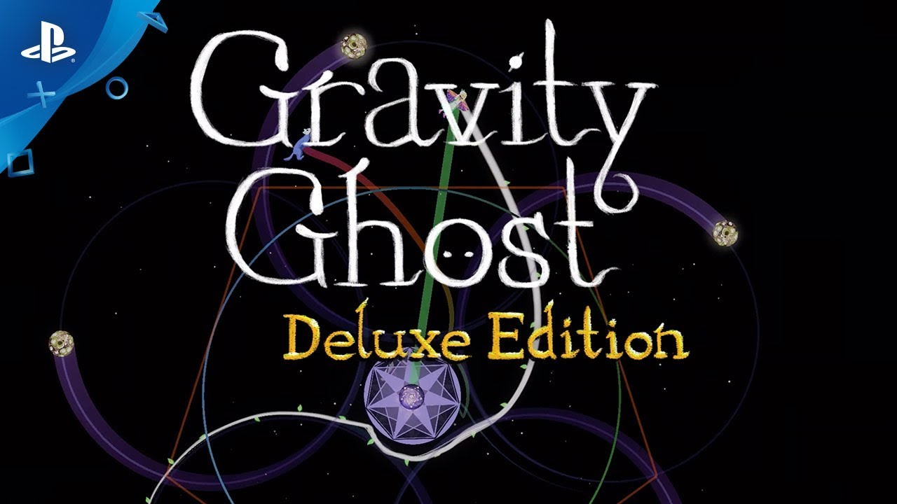 Planetary Platformer Gravity Ghost Lands on PS4 Tomorrow with Exclusive New Content
