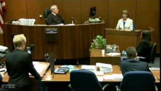 Conrad Murray Trial   Day 5, Part 6