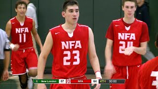Highlights: NFA 64, New London 57