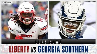 How To Bet The Cure Bowl with Expert Picks: Liberty vs Georgia Southern | CBS Sports HQ