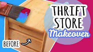 Thrift Store Makeover #11