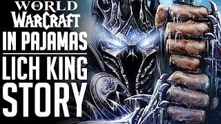 Warcraft ทั้งชุดนอน #07 l The Lich King Story l ประวัติเจ้าหวานเย็นลิชคิง