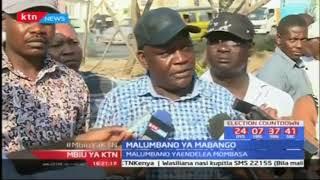 Malumbano ya mabango yaendelea Mombasa
