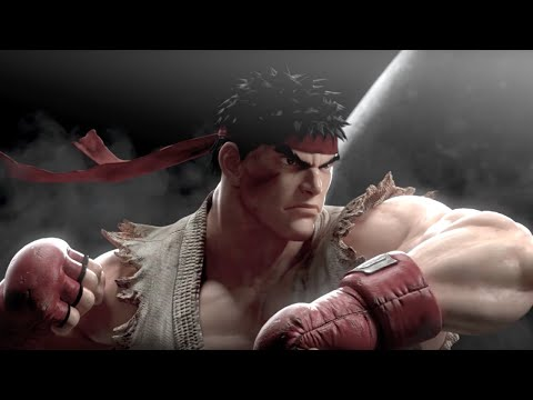 Street Fighter 5: Arcade Edition - Cinematic Opening