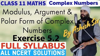 Exercise 5.2 Complex Numbers Class 11 Maths Chapter 5