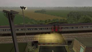 preview picture of video 'Stoke Canon Level Crossing - Bristol to Exeter'