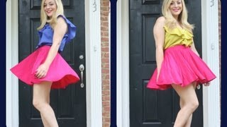How to Wear Bright Color! 7 Looks for Spring!