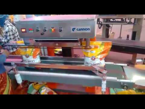 Heavy Duty Band Sealing Machine (intermittent)