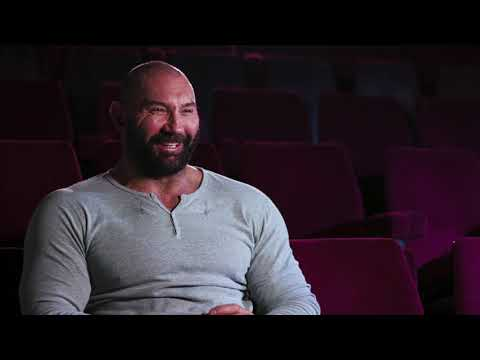 Final Score (2018) - Dave Bautista interview (HD)