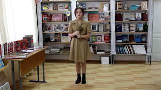Зинка - Ю. Друнина. Читает Екатерина Фатеева