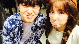 YOU AND I ft. Woori and Woonyoung (YoonDara)