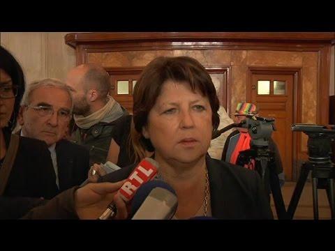 Lille (59) : 52 migrants reçus par Martine Aubry à la mairie, « Bienvenue à Lille, bienvenue chez vous »