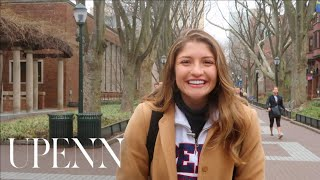 73 Questions With A UPenn Student | A Track Student Athlete