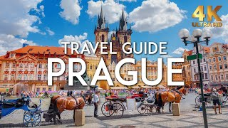 Things to know BEFORE you go to PRAGUE | Czechia Travel Guide 4K