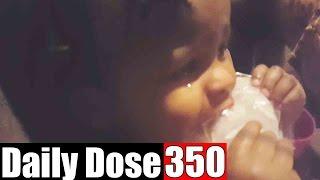LYVEL BUSTS HER LIP....AGAIN!! - #DailyDose Ep.350 | #G1GB