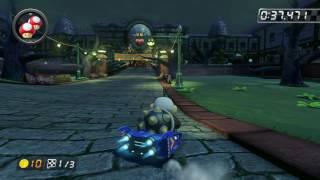 Twisted Mansion - 1:54.226 - Hß Sωifイ (Mario Kart 8 World Record)