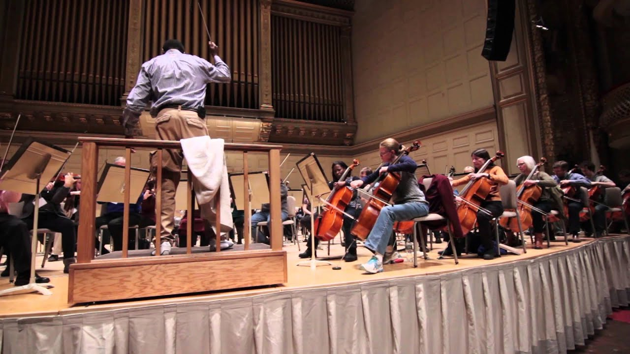 OnStage at Symphony Hall