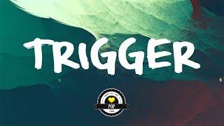 Anne-Marie - Trigger (Lyric Video)