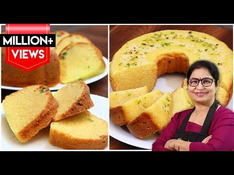 कढ़ाई मे बनाये 4 चीजों से 4 पोंड का केक | आज तक का सबसे आसान केक | Britannia Fruit Cake | Sponge Cake