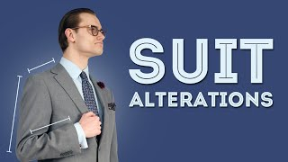 Suit Alterations: What a Tailor Can (& Can't) Do
