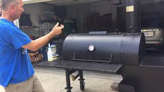 How to Season Your New BBQ Smoker