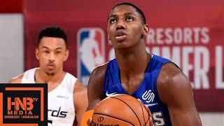 New York Knicks vs Washington Wizards Full Game Highlights   July 13   2019 NBA Summer League