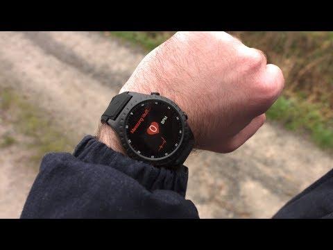 Nachrichten über die Uhr Empfangen! Smartwatches im Test mit Ralf Janssen (Januar 2019) 4K UHD