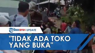 POPULER: Viral Video Mobil Logistik Korban Gempa Dijarah, Mensos Risma Anggap Wajar